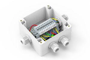 电气防水接线盒