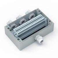 铸铝防尘防水接线盒